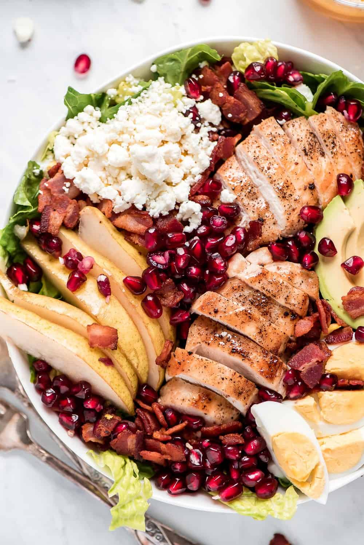 Winter Cobb Salad   The Recipe Critic