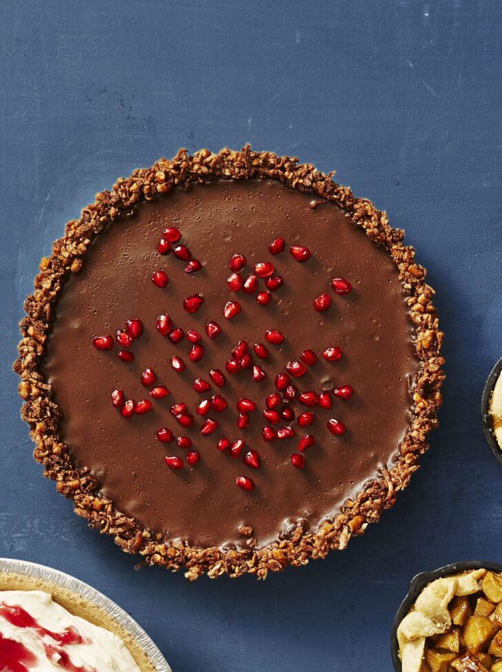 Gluten-Free-Chocolate-Ganache-Tart-BestRecipeFinder