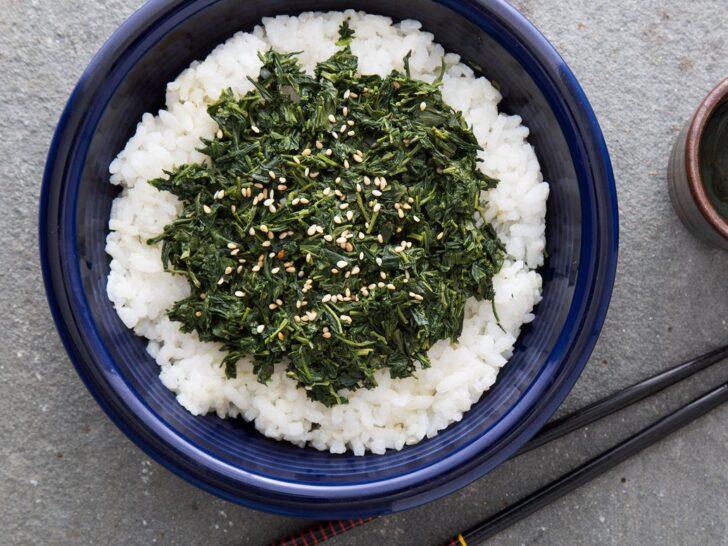 Japanese-tea-leaf-salad-BestRecipeFinder