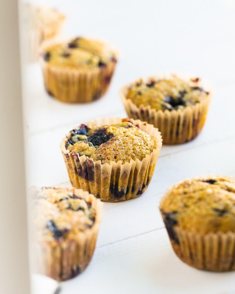 Vegan-Blueberry-Muffins-BestRecipeFinder