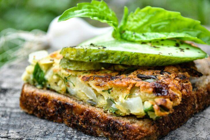 easy-vegan-chickea-omelette-BestRecipeFinder