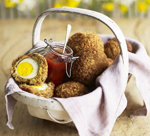 falafel-scotch-eggs