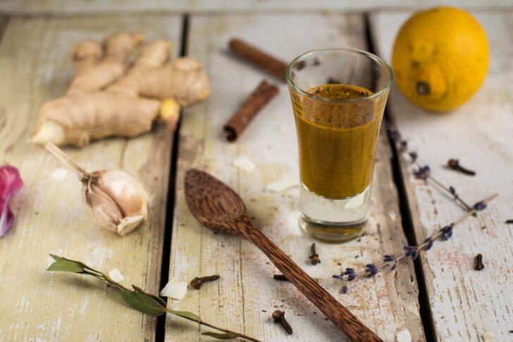 Antifungal-anti-inflammatory-cold-remedy-shot-BestRecipeFinder