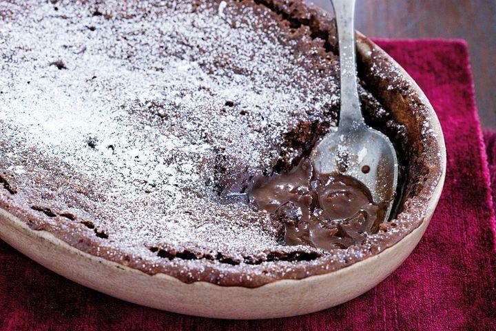 microwave-chocolate-self-saucing-pudding-BestRecipeFinder